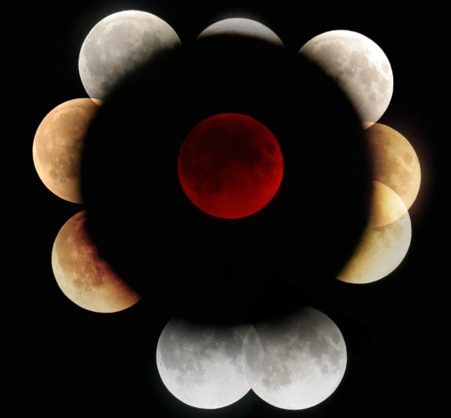 Eclipses de Lune