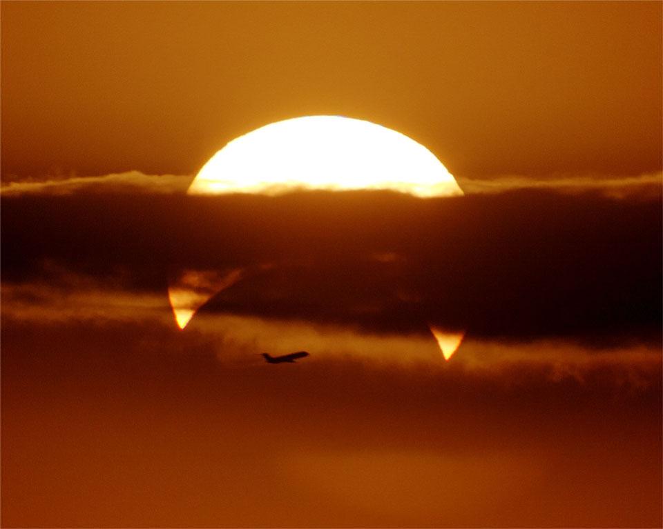 Avion à éclipse