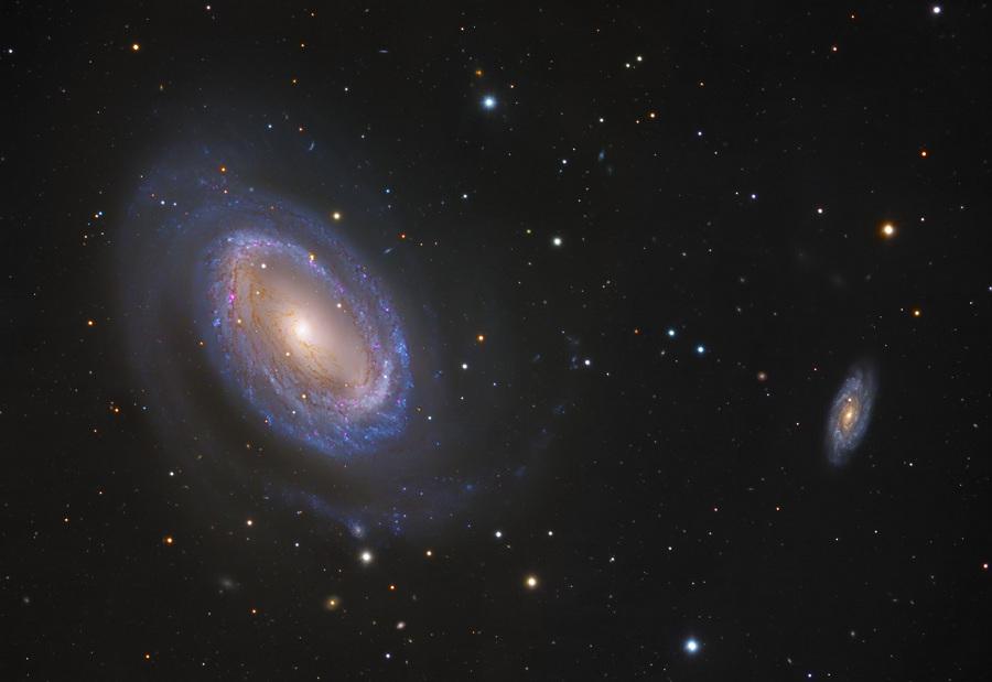 Galaxie à un bras