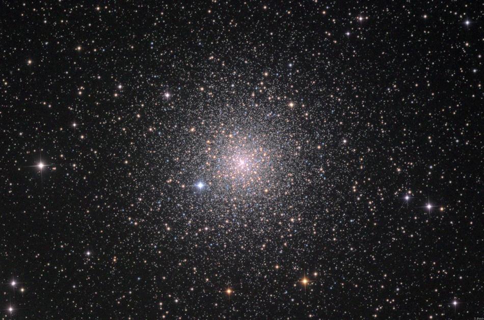 L\'amas globulaire NGC 6752