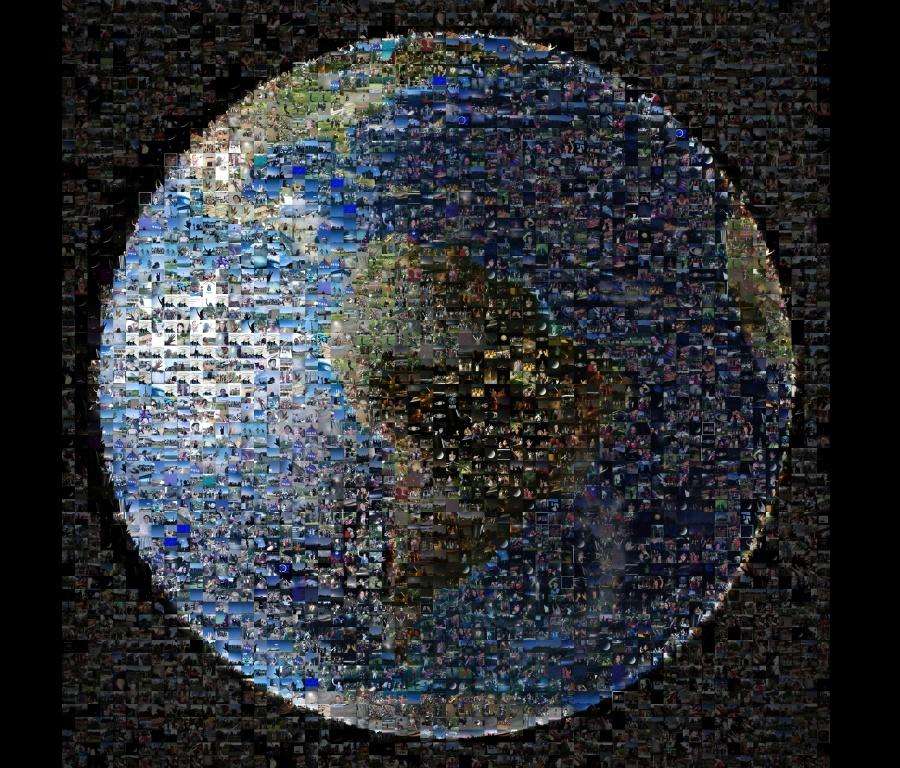 La Terre salue Saturne