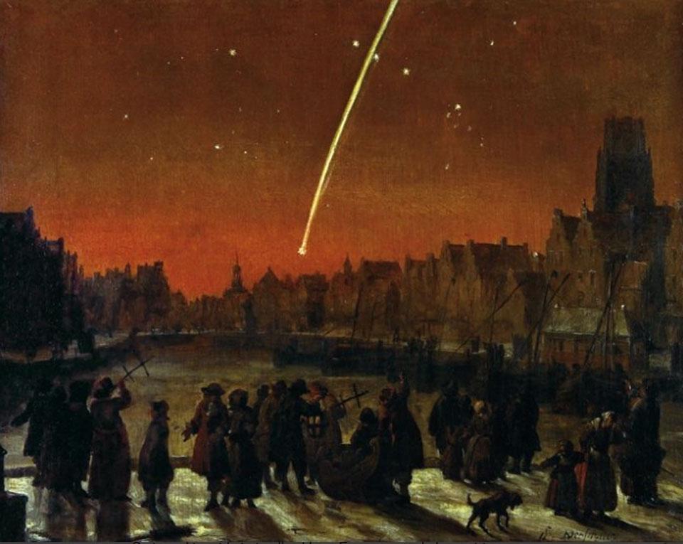 La grande comète de 1680