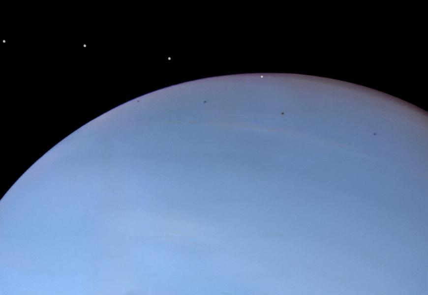 Despina, lune de Neptune