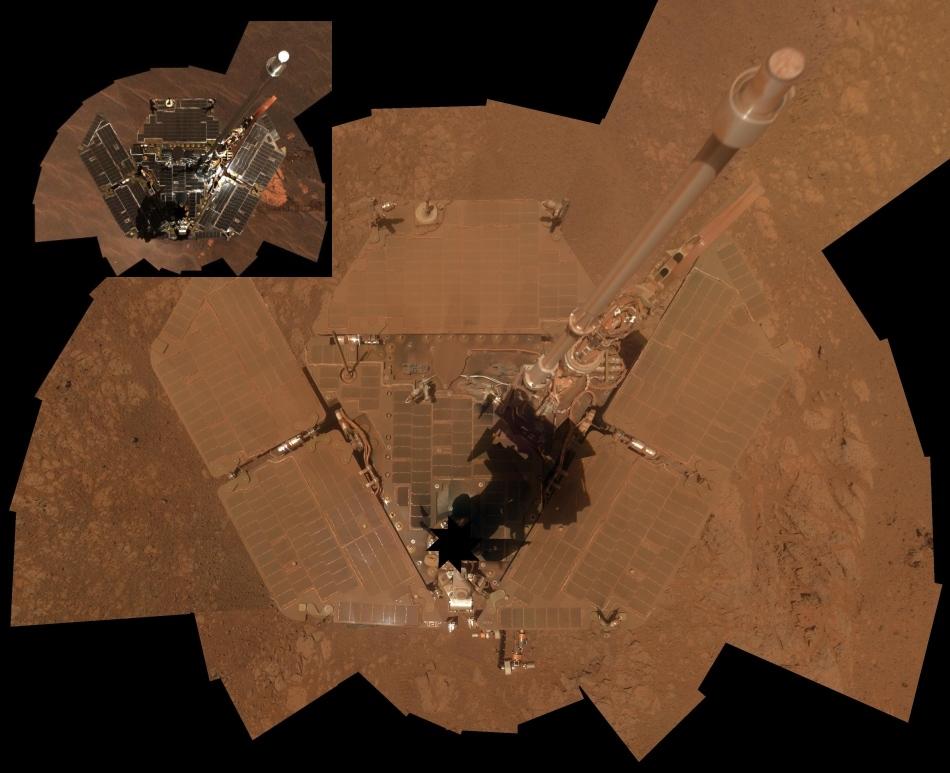 Dix ans sur Mars