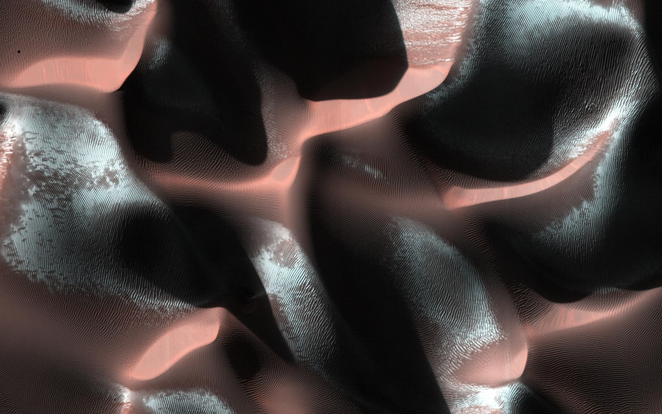 Clair-obscur martien