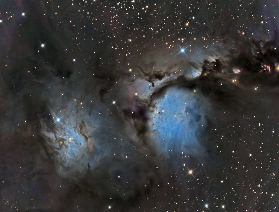 M78 et NGC 2071