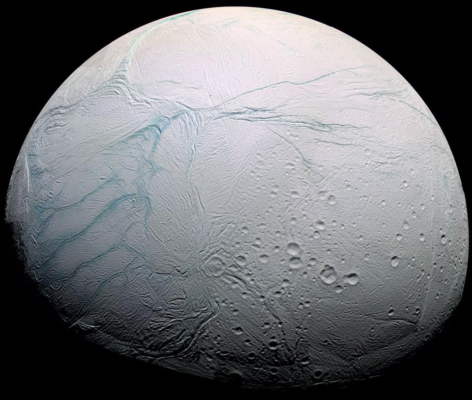 Du nouveau sur Encelade