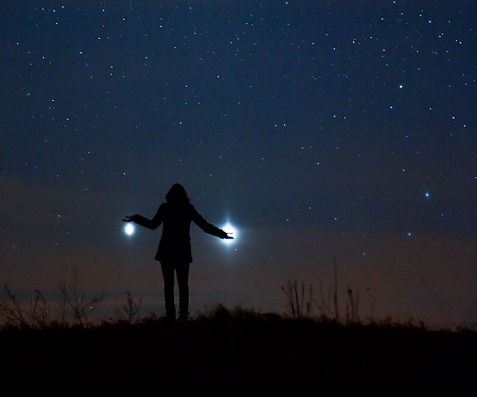 Jupiter et Vénus très proches