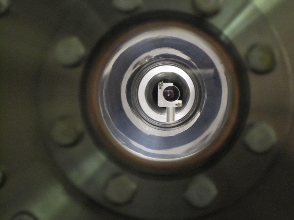 Un microscope de l\'espace et du temps