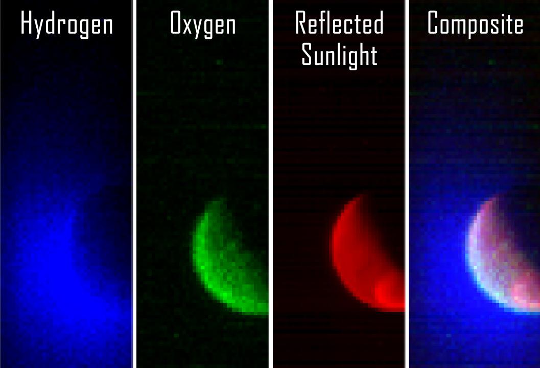 Trois couleurs de Mars par MAVEN