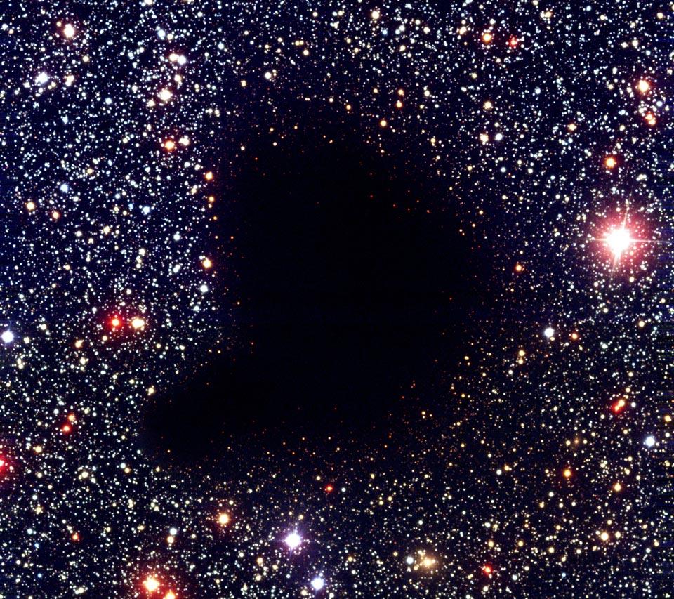 Le nuage moléculaire Barnard 68