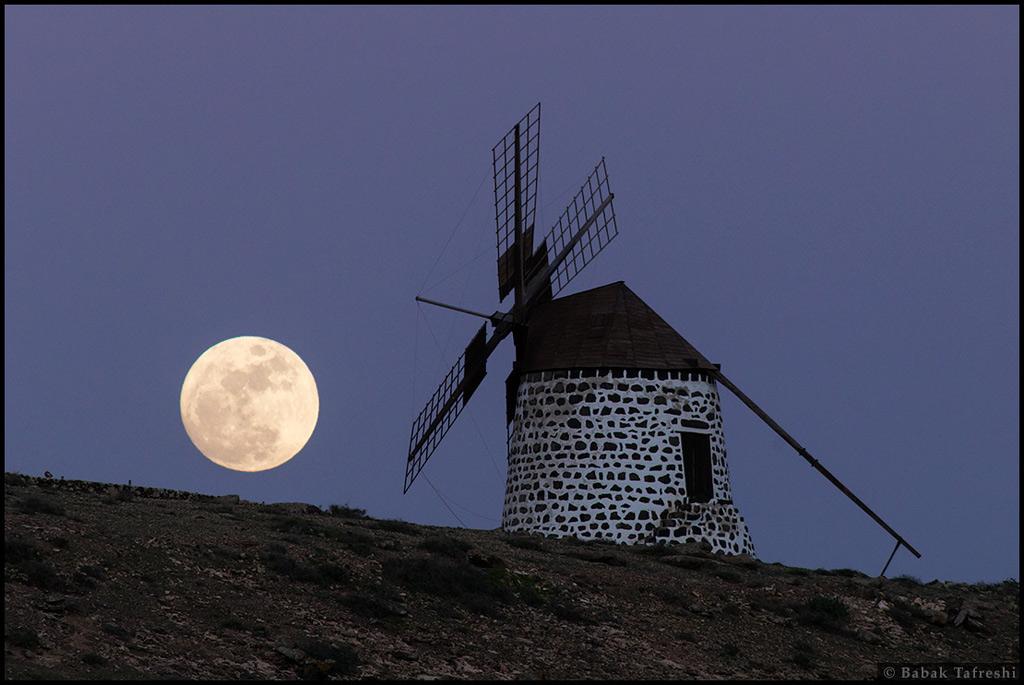 La Lune des Moulins