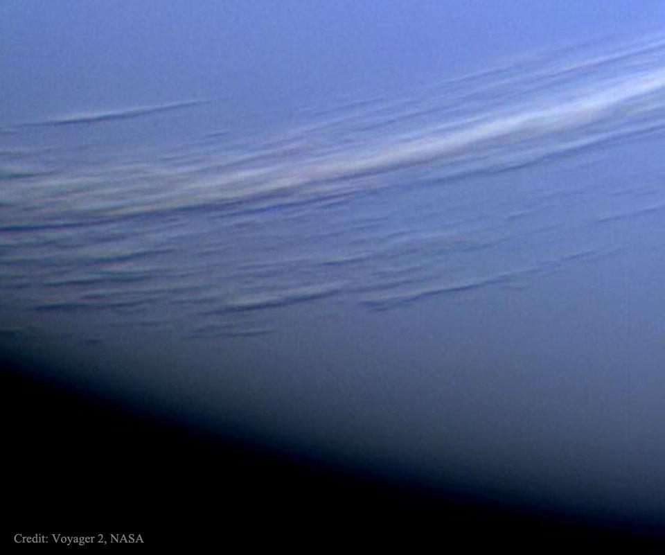 Deux heures avant Neptune