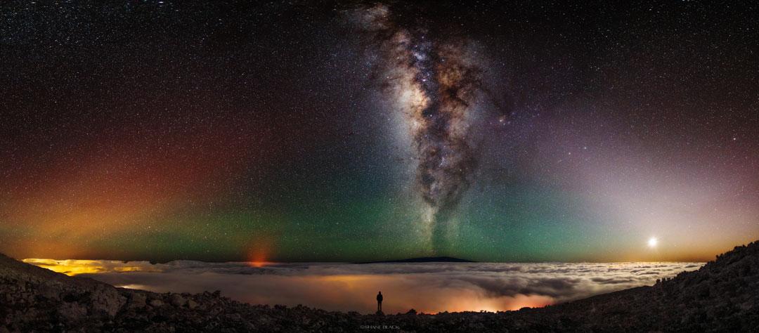 Le ciel du Mauna Kea