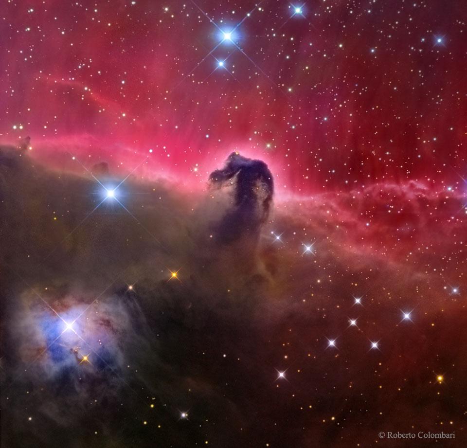 La magnifique nébuleuse de la Tête de cheval