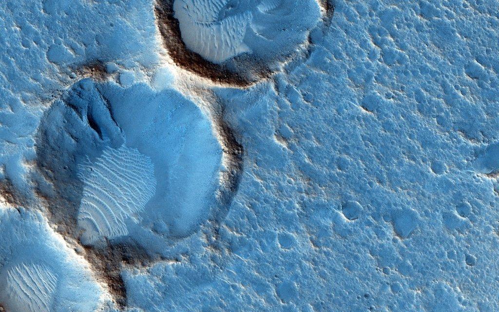 Sur les traces d\'un naufragé martien imaginaire