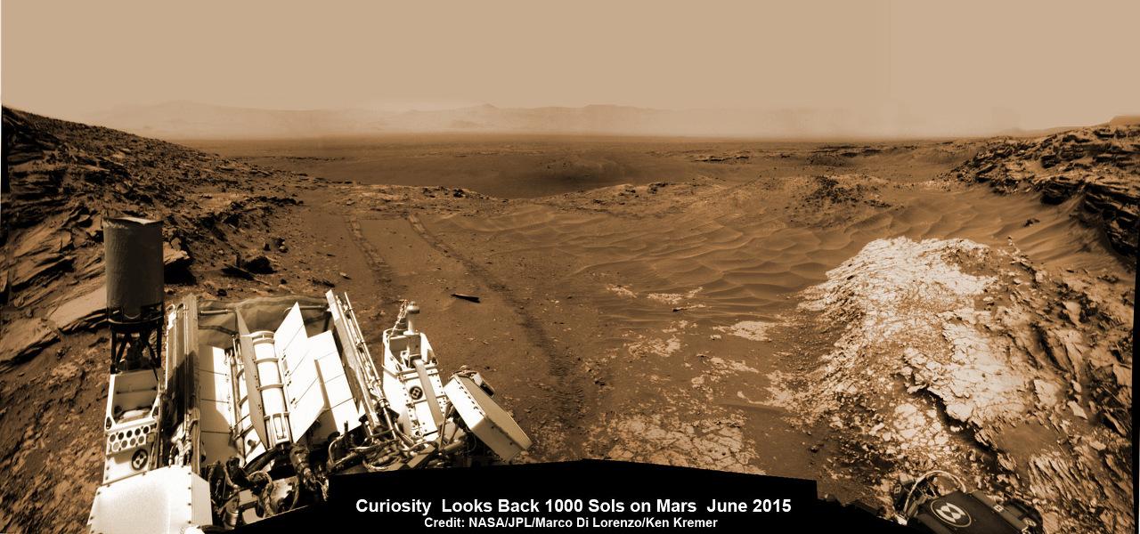 1000 jours martiens