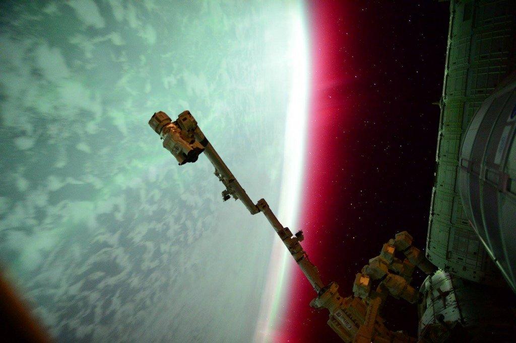 La planète aux aurores