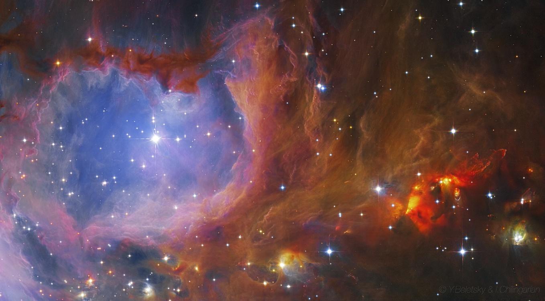Messier 43, cette nébuleuse méconnue