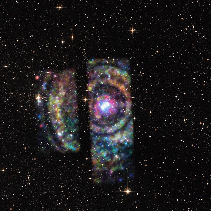 Echo des rayons X de Circinus X-1