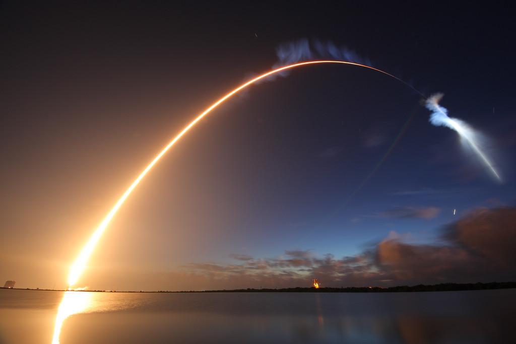 Une Atlas V part pour l\'espace