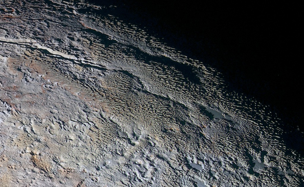 Peau de Serpent sur Pluton