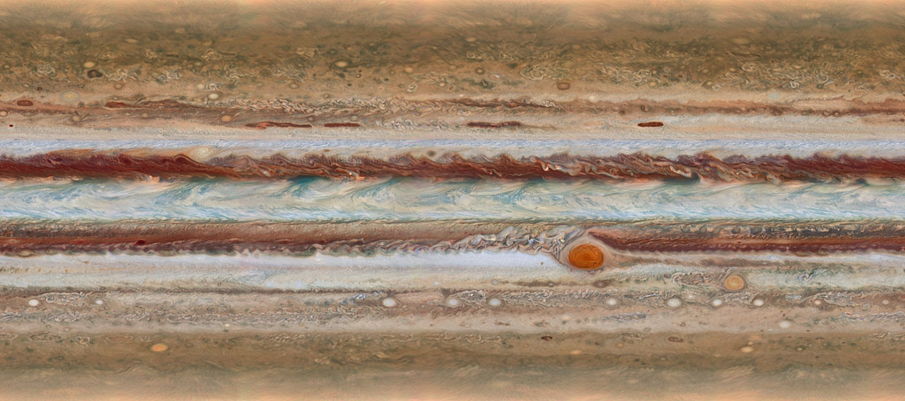 Jupiter en 2015