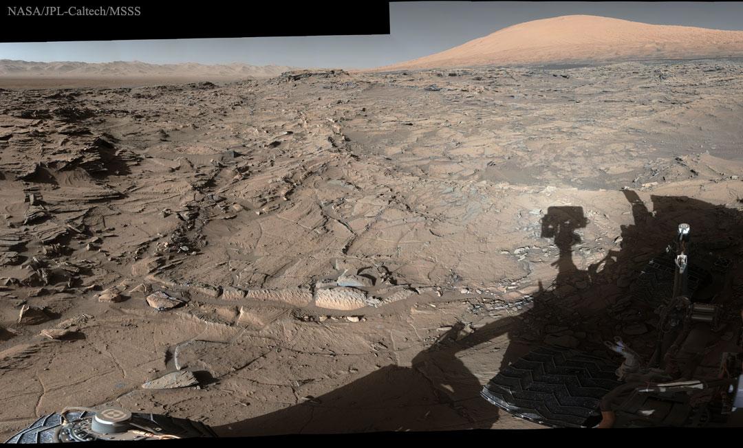 Odyssée martienne
