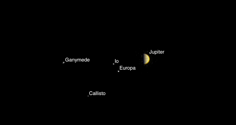 Juno en approche de Jupiter