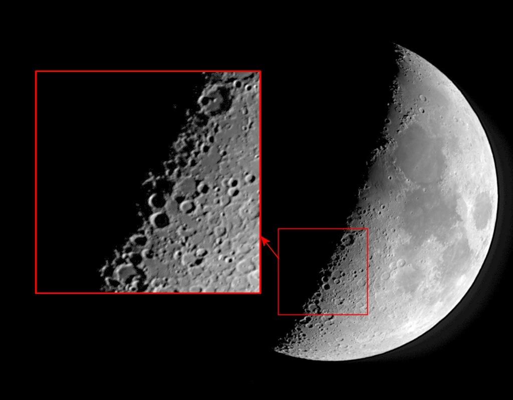 La Lune classée X