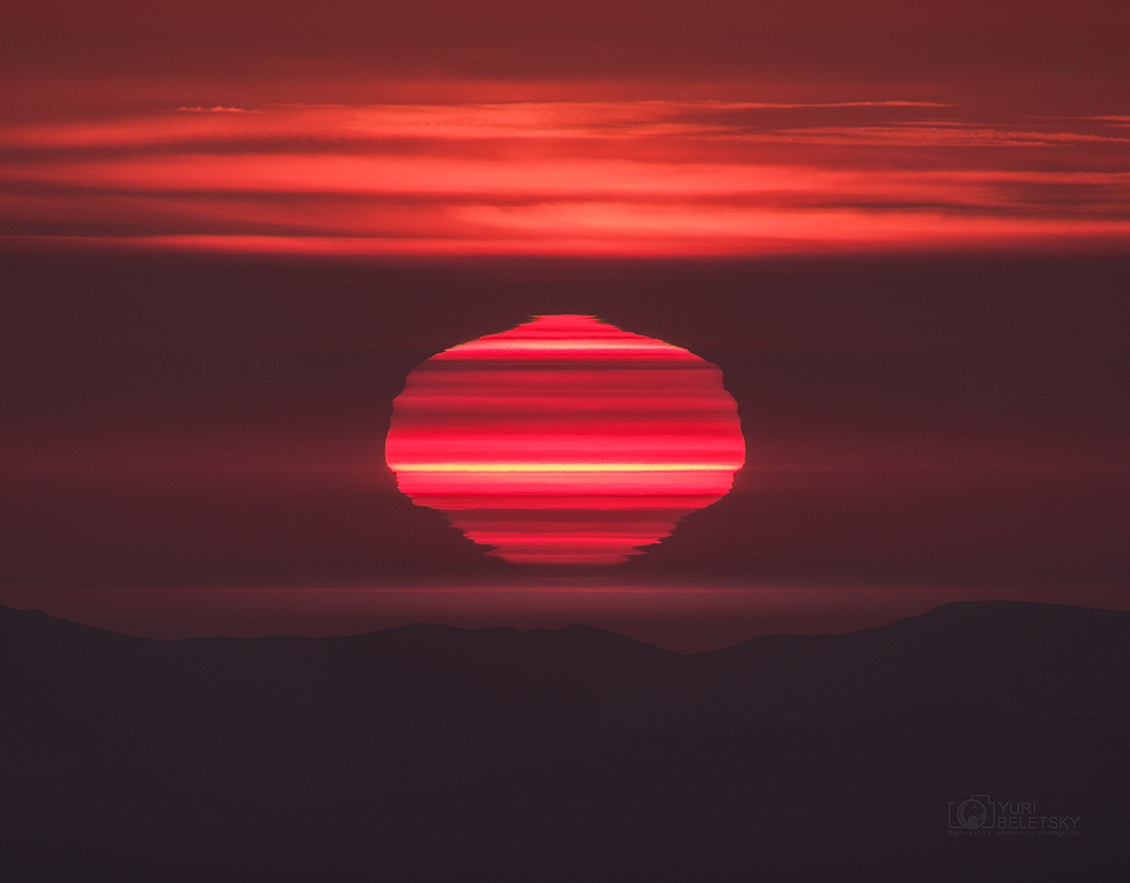 Soleil multicouches