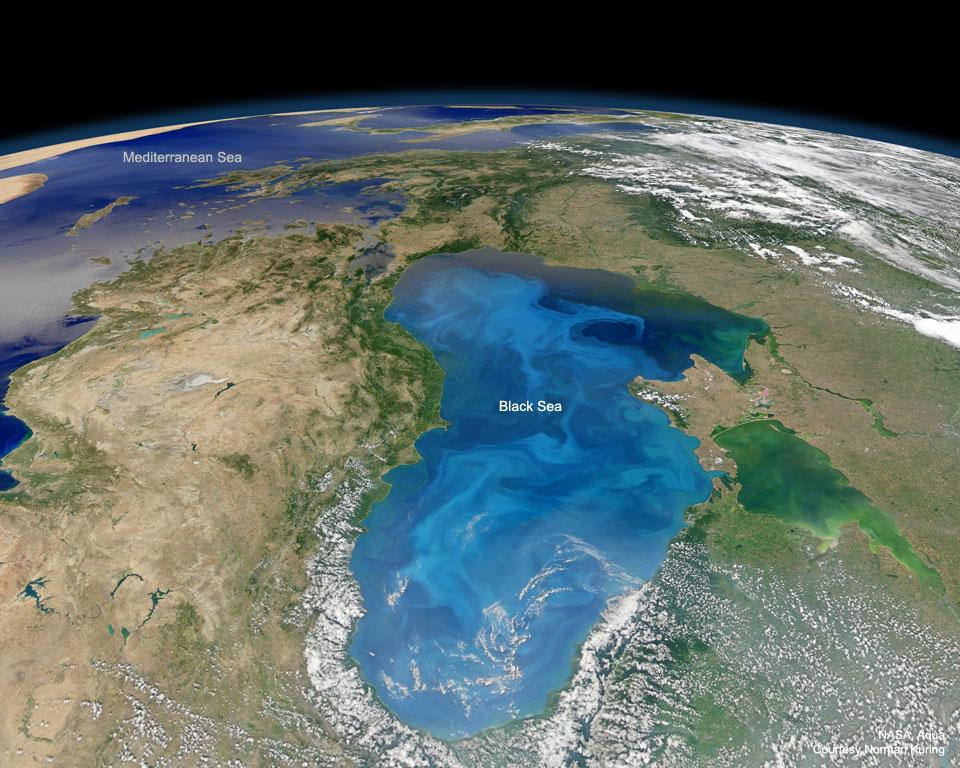 Guerre blanche en Mer Noire