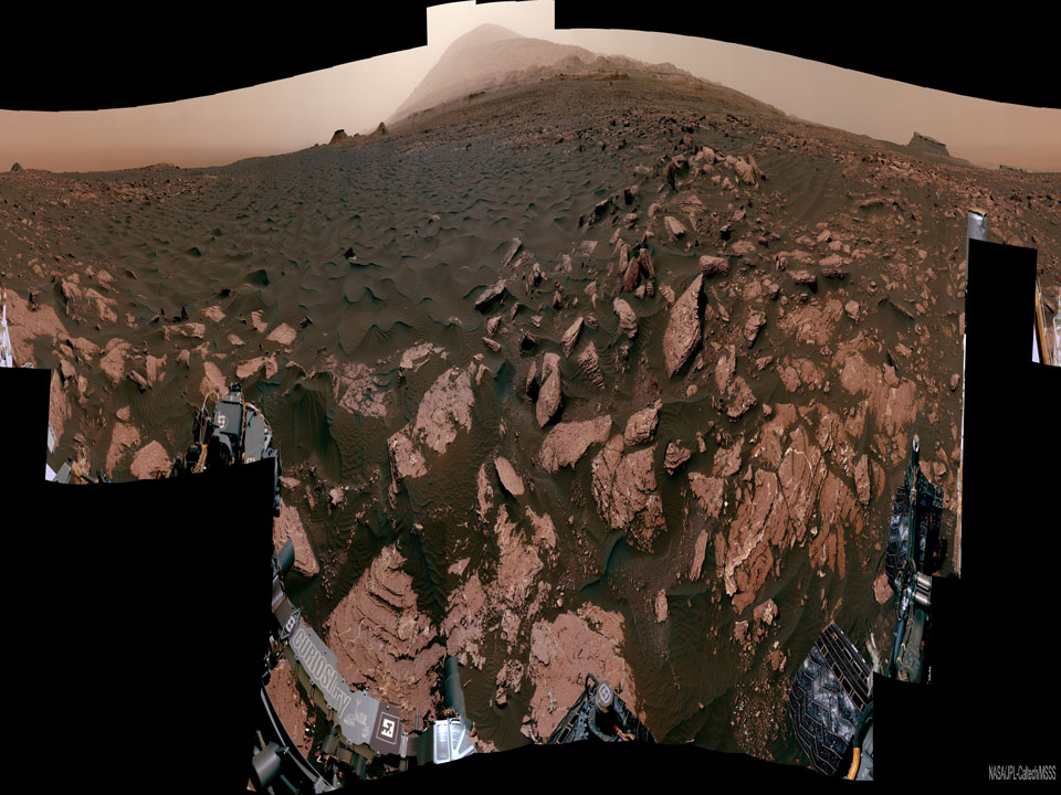 L\'ancienne plage d\'Ogunquit sur Mars