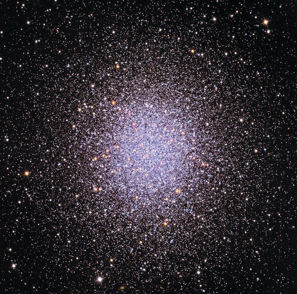 M13, le grand amas globulaire d\'Hercule