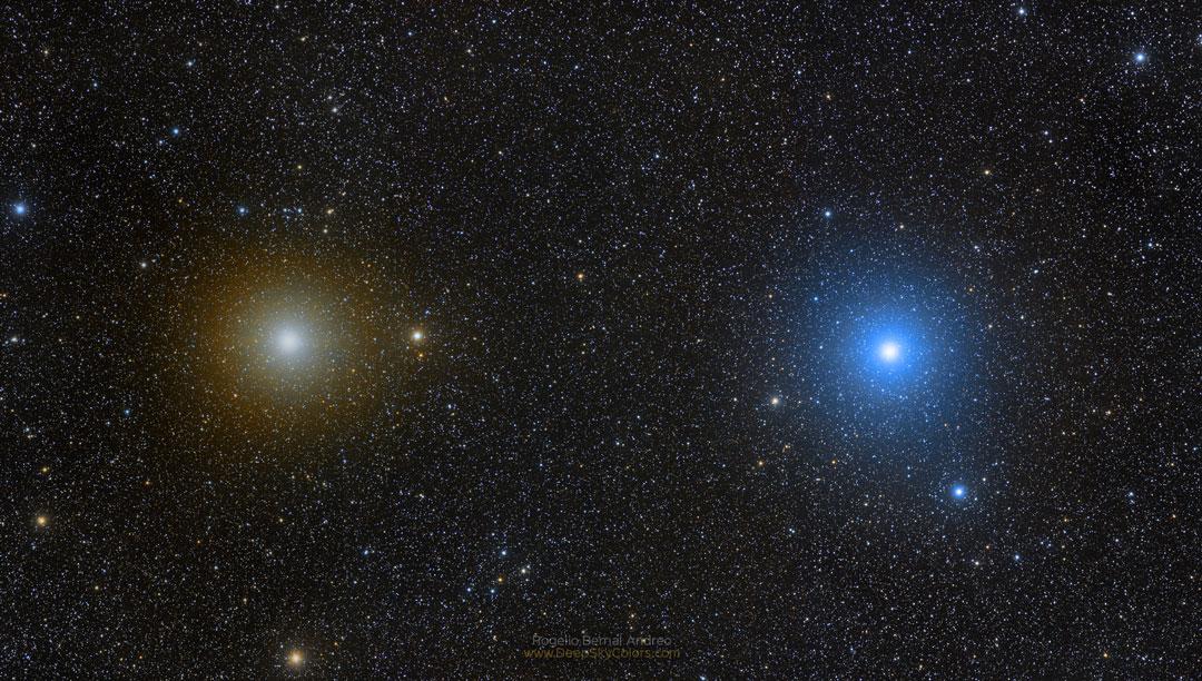 Castor et Pollux, les étoiles jumelles