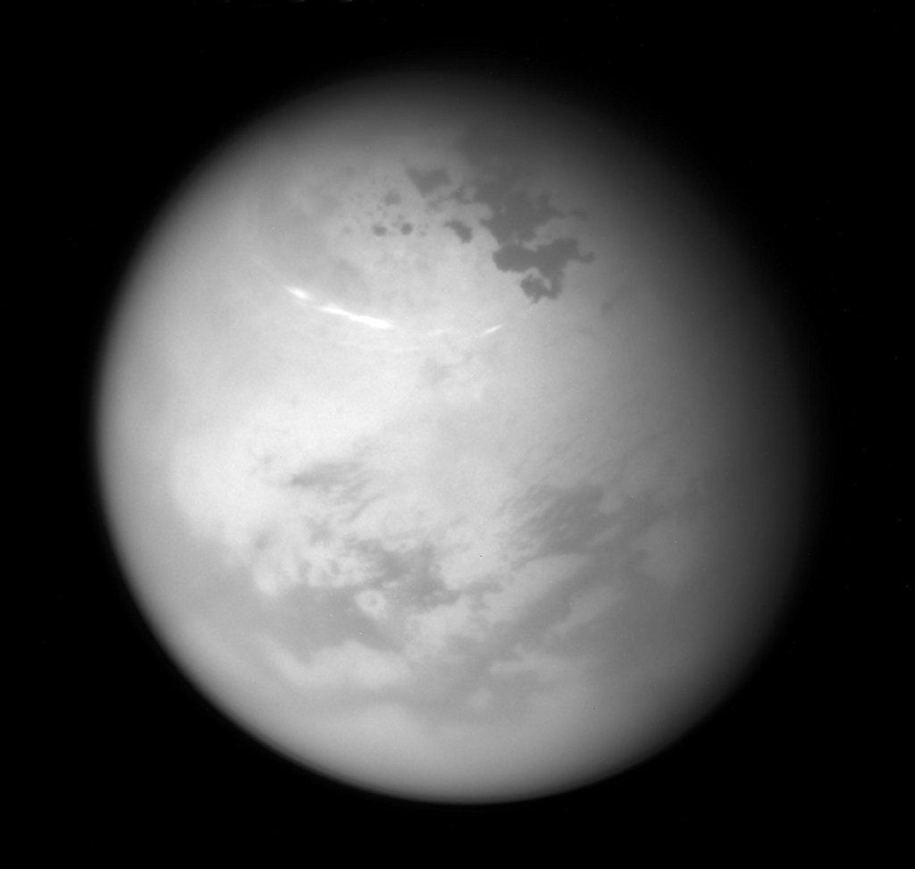 Eté boréal sur Titan
