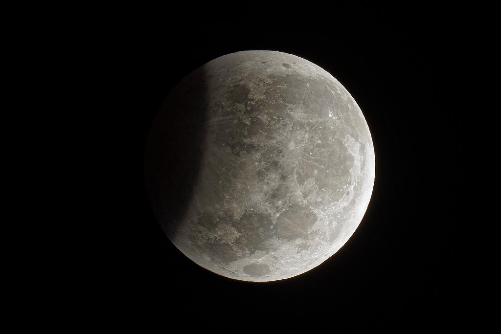 Eclipse lunaire d\'août