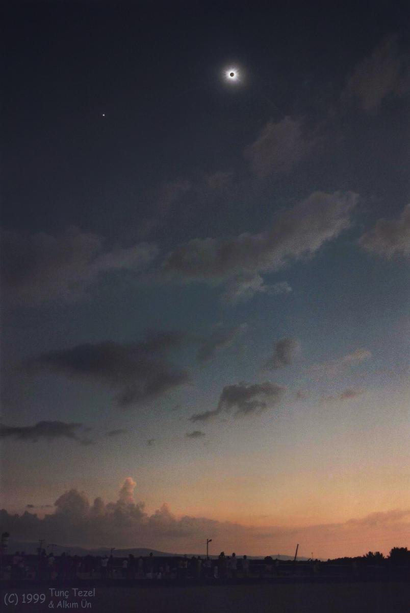Eclipse solaire de type Saros 145