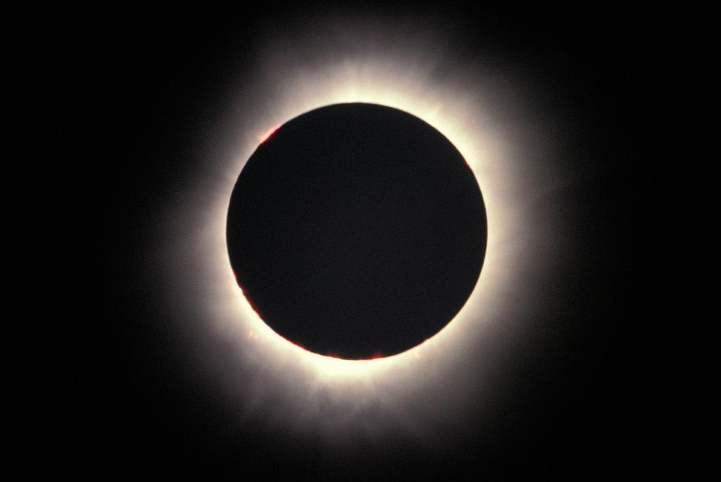 L\'éclipse totale de Soleil de 1979