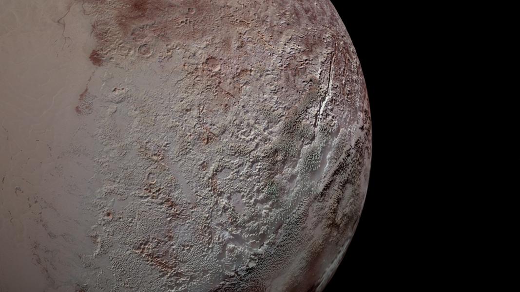 Pluton, pénitencier du méthane