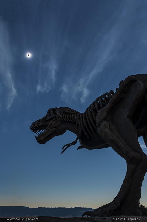 La longue éclipse du Tyrannosaure