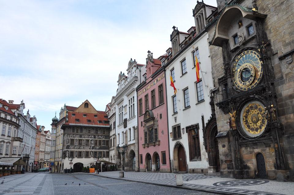 L\'horloge astronomique de Prague