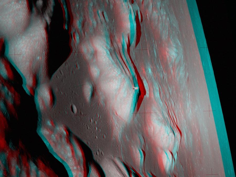 La dernière orbite d\'Apollo 17