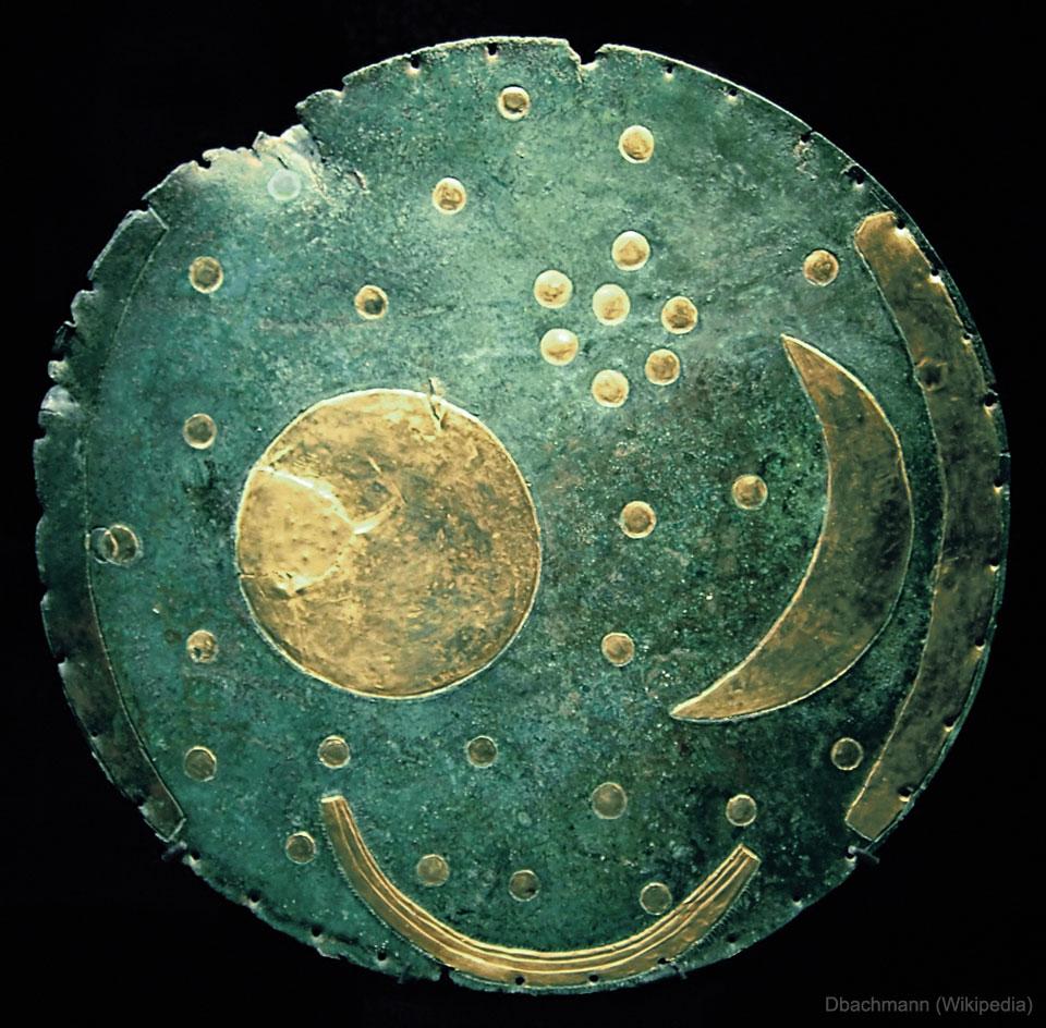 Le disque céleste de Nébra