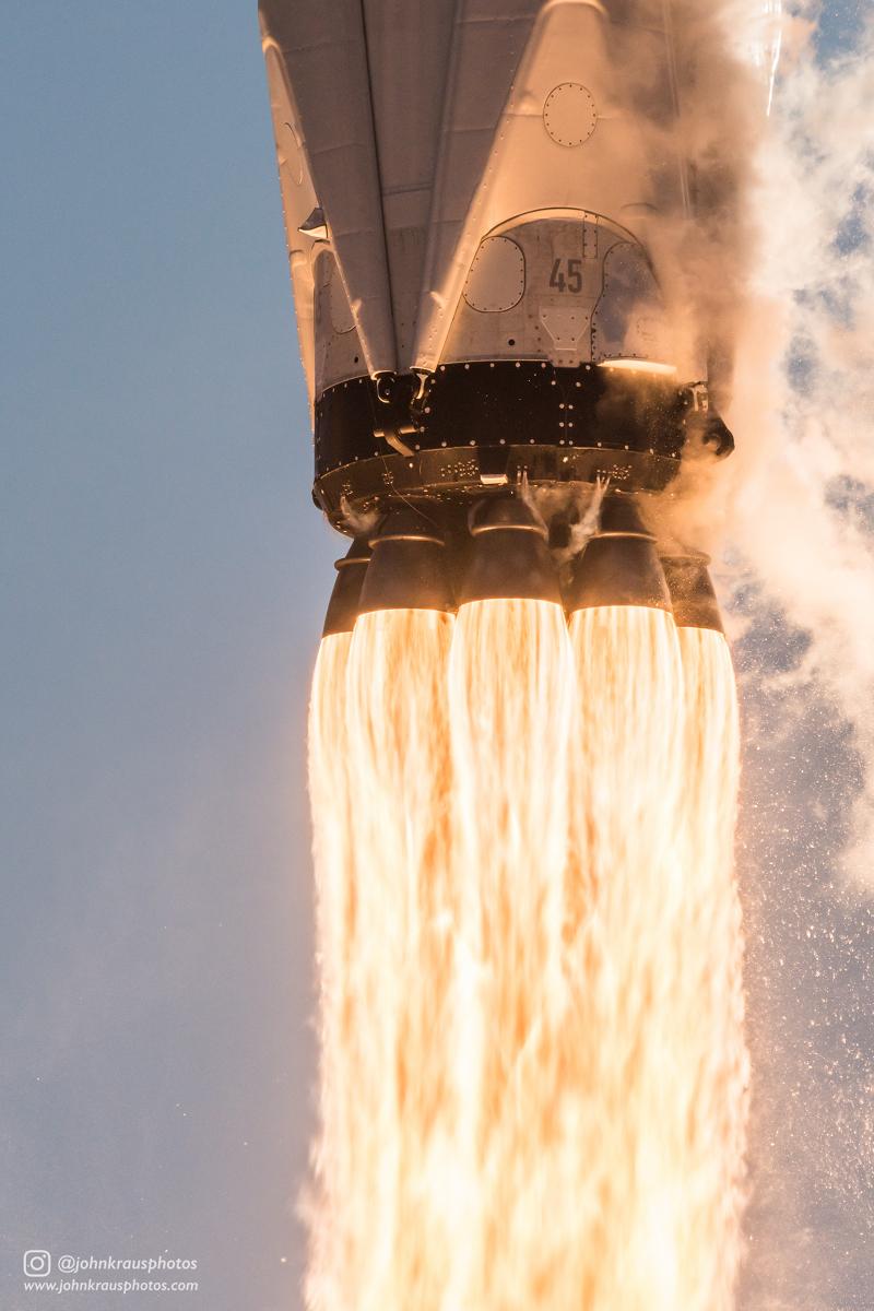 Gros plan sur le lancement de TESS