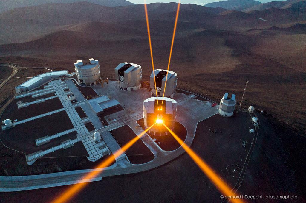 L\'attaque des lasers-guides-étoiles