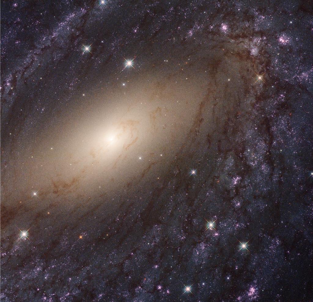 Gros plan sur NGC 6744