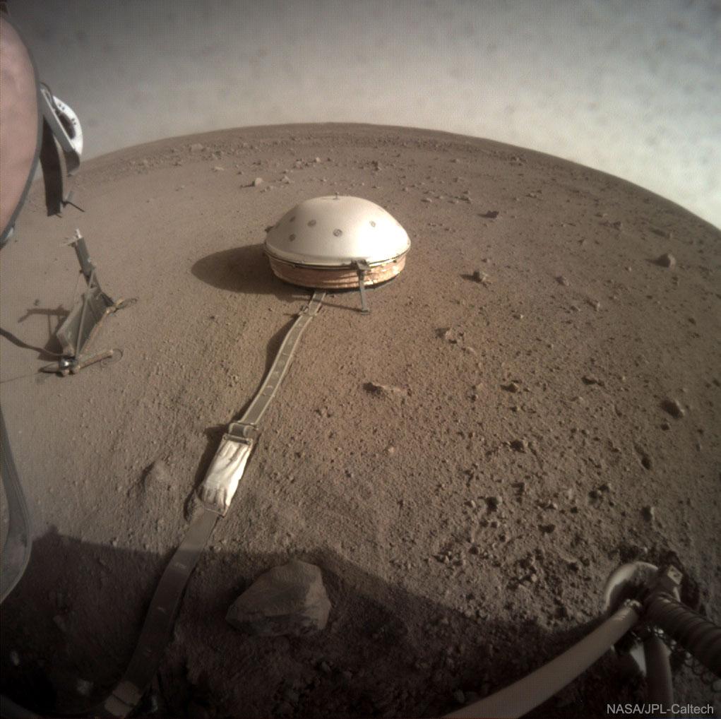 SEIS, à l\'écoute des séismes martiens