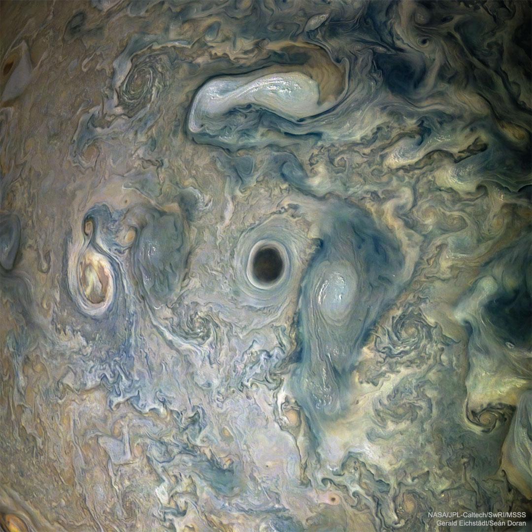 L\'abîme de Jupiter