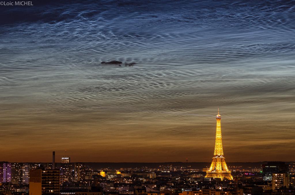 Une nuit de solstice à Paris